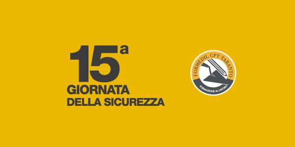 15° Giornata della Sicurezza