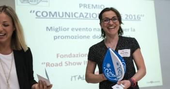 Daniela Cipriani per la Fondazione LiHS e SAIPEM - Foto Claudia Calà