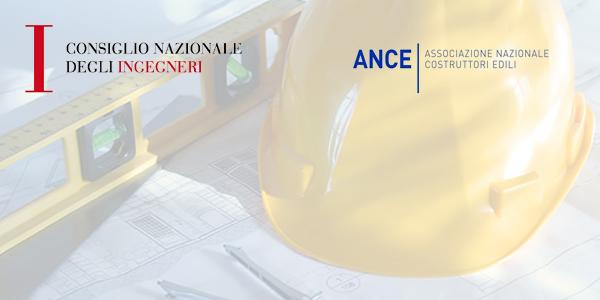 Protocollo d'intesa tra CNI e ANCE per la sicurezza nei cantieri