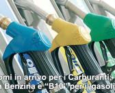 """Nuovi nomi in arrivo per i Carburanti: """"E5"""" per la Benzina e """"B10"""" per il gasolio"""