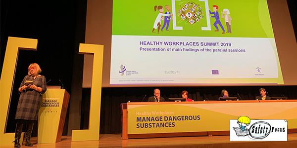 La seconda giornata dell'Healthy Workplaces Summit 2019